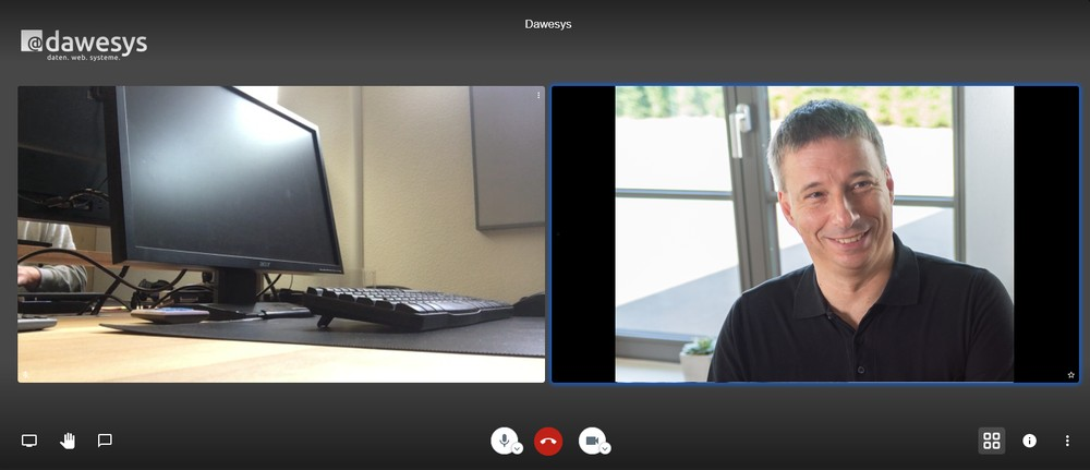 dawesys Videokonferenz