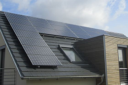 Private PV Anlage 4,7 kWp